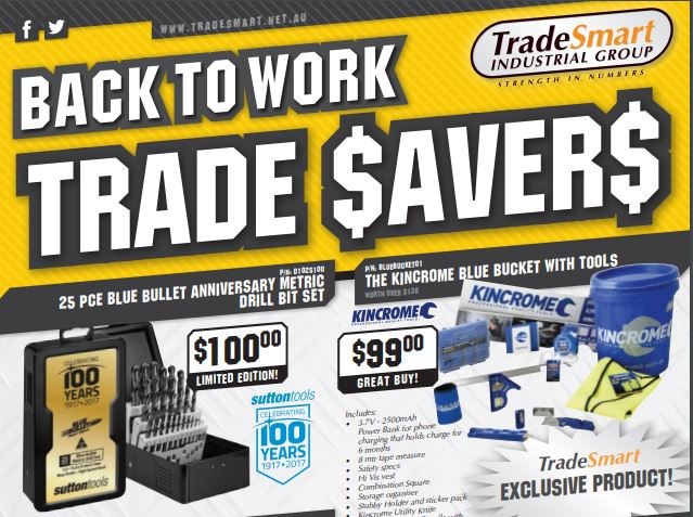 Tradesmart Trade Savers